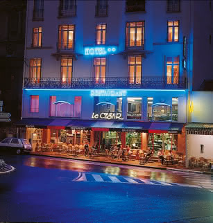 Hôtel Restaurant Le César