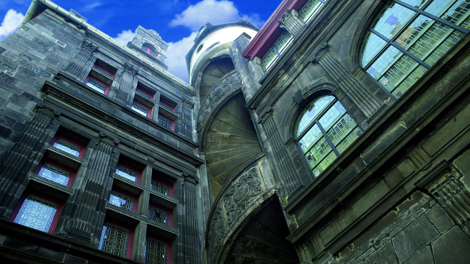 © Hôtel Fontfreyde : Centre photographique