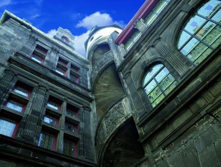 Hôtel Fontfreyde : Centre photographique