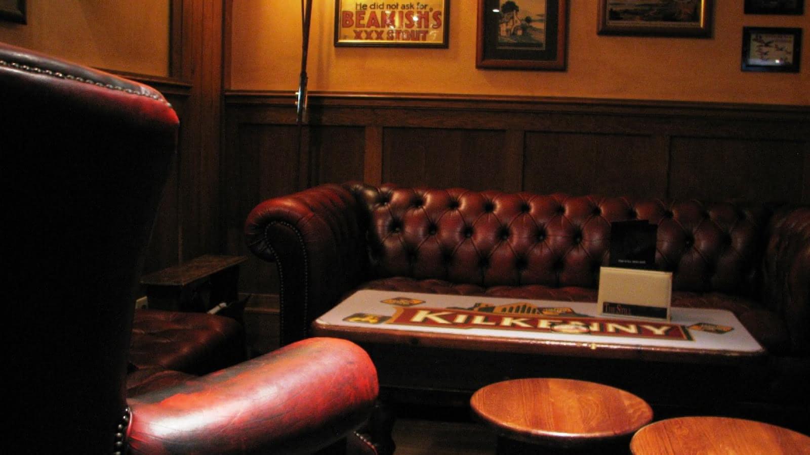 © The Still Irish bar