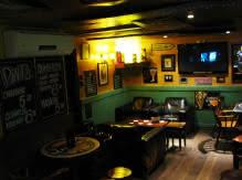 The Still Irish bar