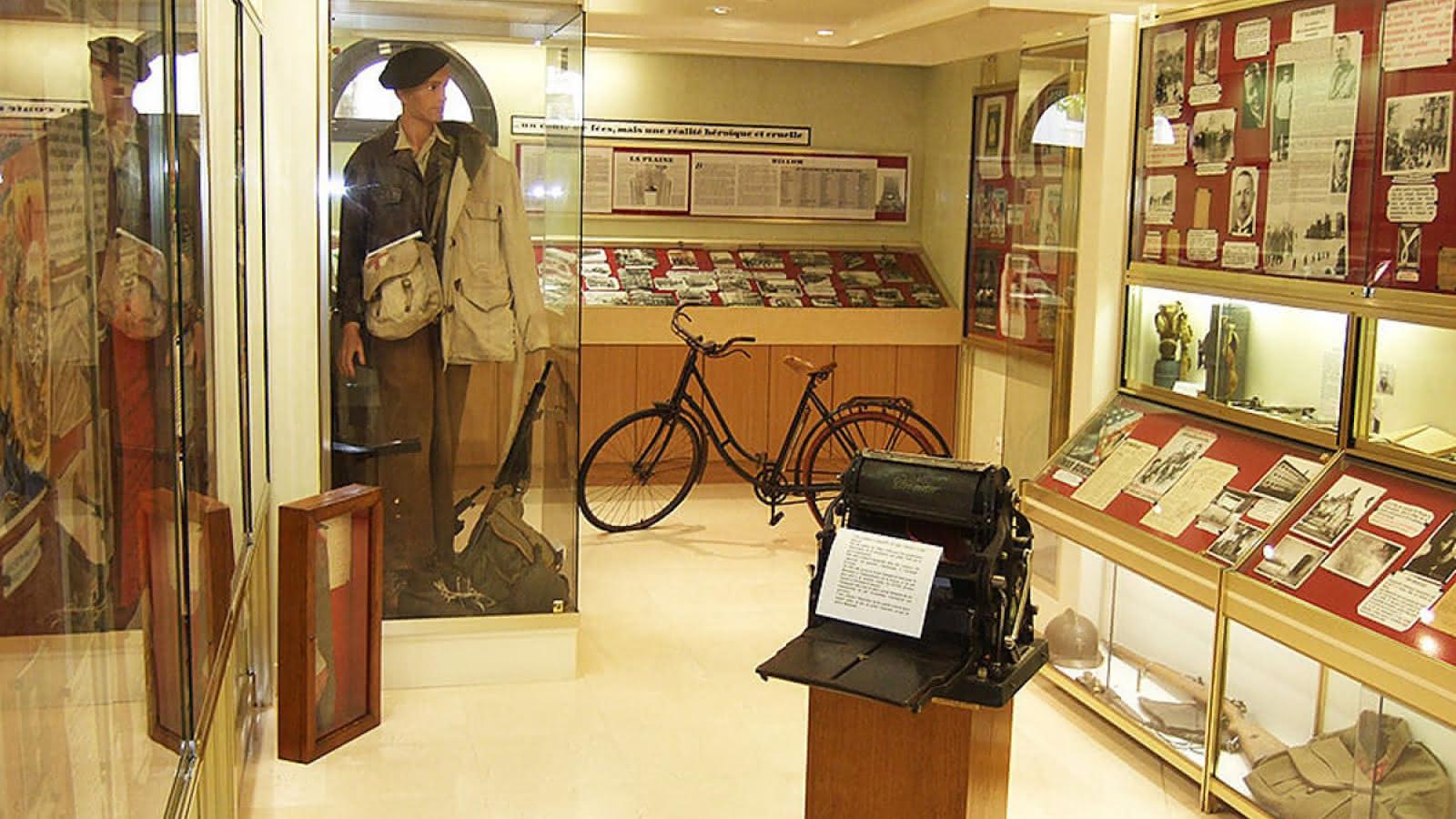 © Musée de la Résistance et de la Déportation à Chamalières