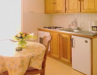 Villa Coustet Appartement 12 cuisine
