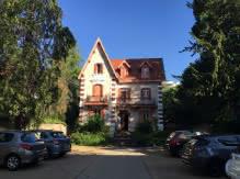 Location meublé Chalet Camille façade