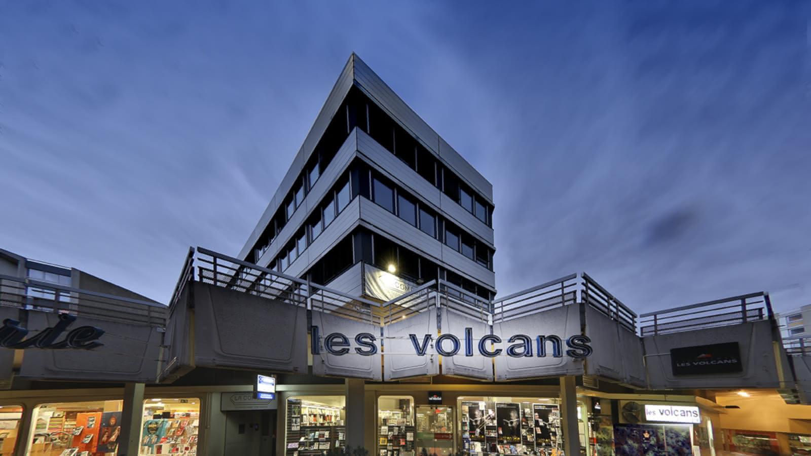 © Scop Librairie les Volcans
