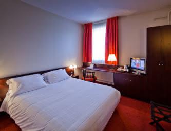 Chambre - Hôtel Kyriad Prestige