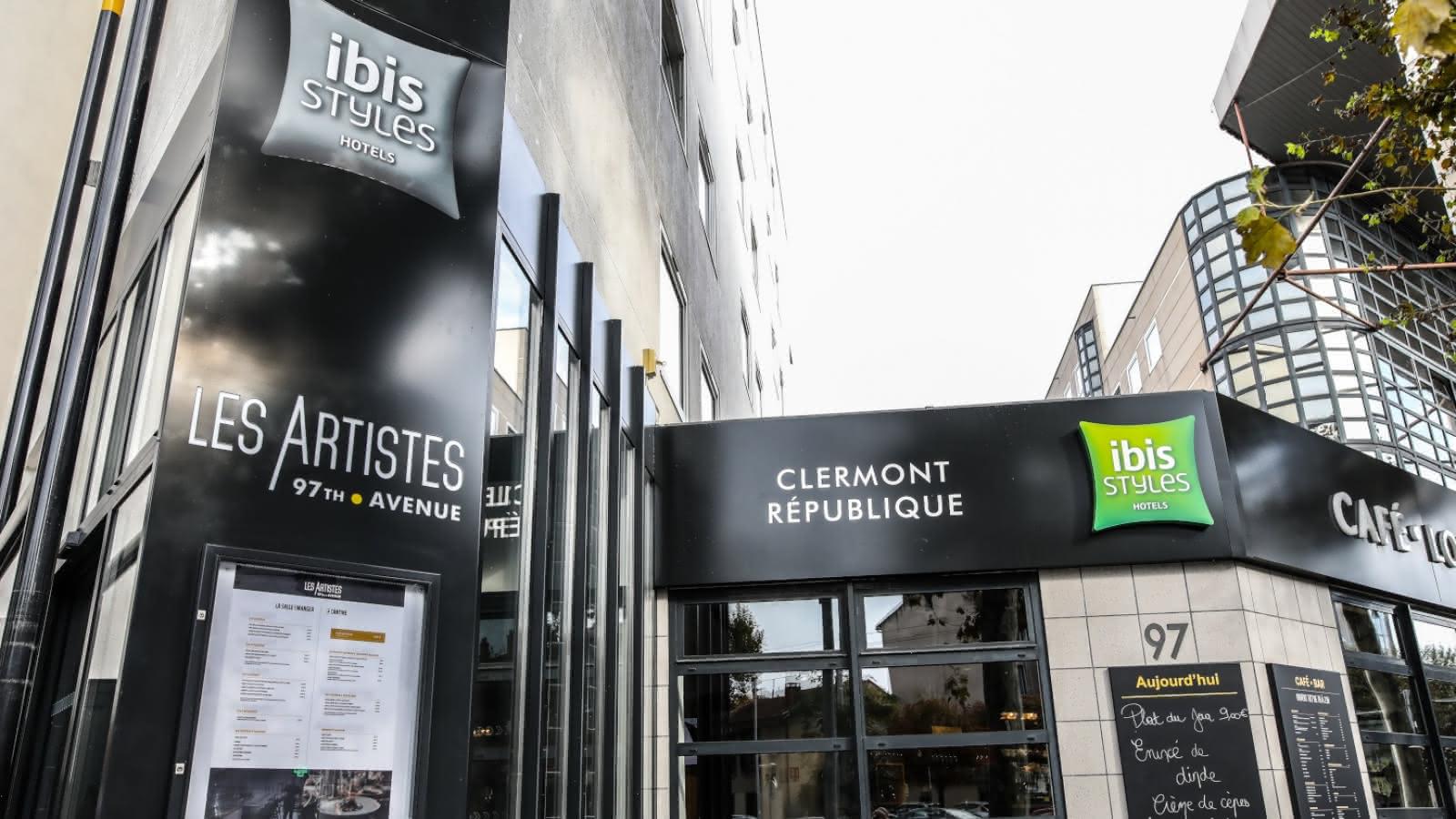 © Ibis Styles Clermont-Fd République
