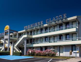 Façade - Hôtel Première Classe - Clermont-Fd Nord