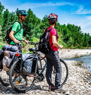 Via Allier - La véloroute de l'Auvergne