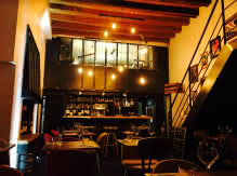 Salle - Restaurant - Lard de vivre