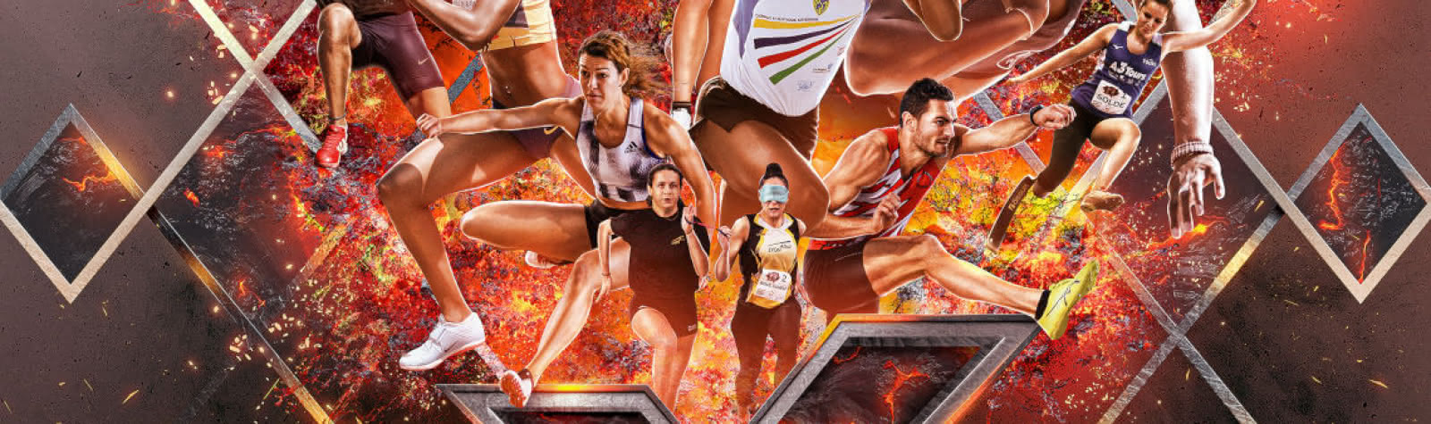 © Affiche X-Athletics