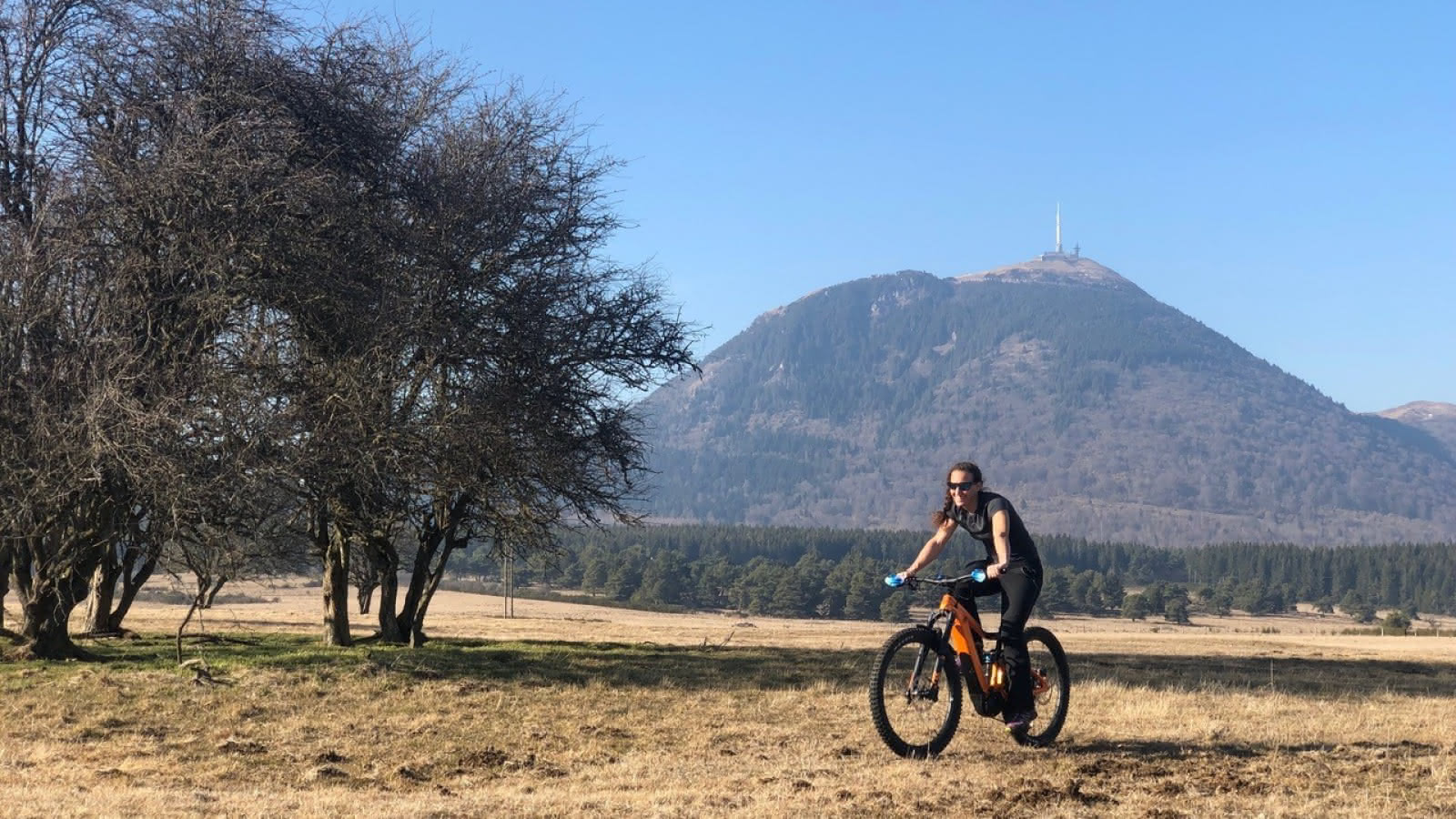 © Freedom VTT - Electrically assisted mountain bike rental