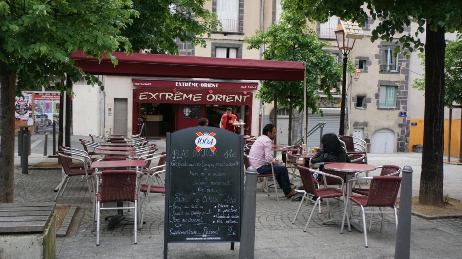 © Terrasse - Restaurant - Extreme Orient