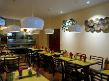Salle - Restaurant - Extreme Orient