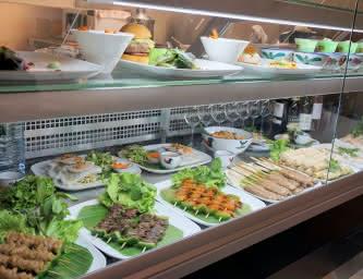 Buffet - Restaurant - Extreme Orient