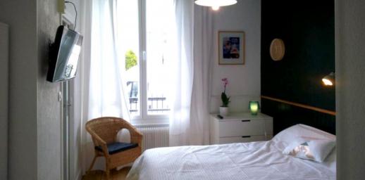Chambre - Villa Les Hirondelles - N°1