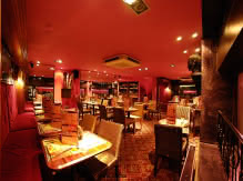 Salle - Restaurant -Garden Ice Café
