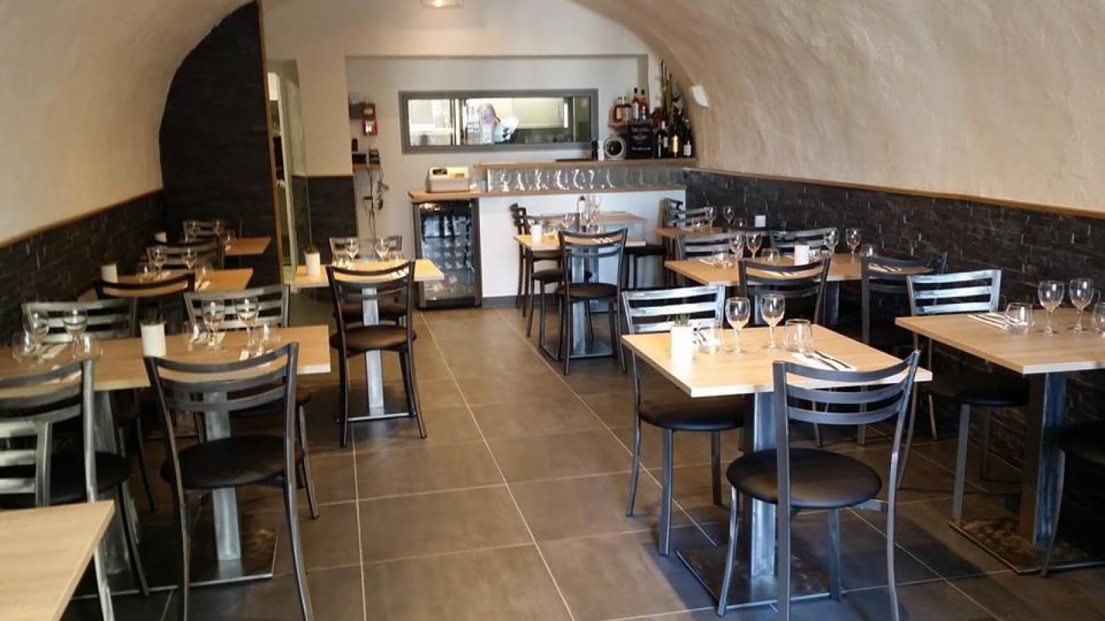 © Salle - Restaurant - L'instantané