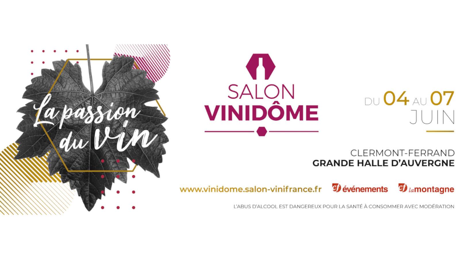 © Salon Vinidôme