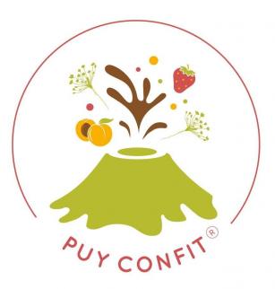 Puy confit
