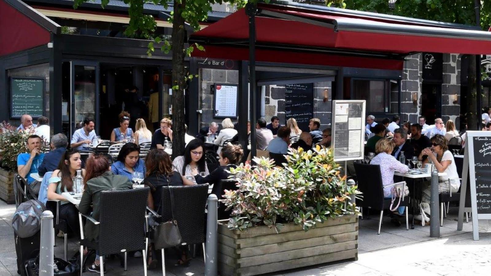 © Terrasse - Restaurant - Le bar d'O