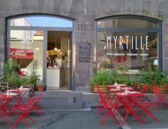 Restaurant - Myrtille