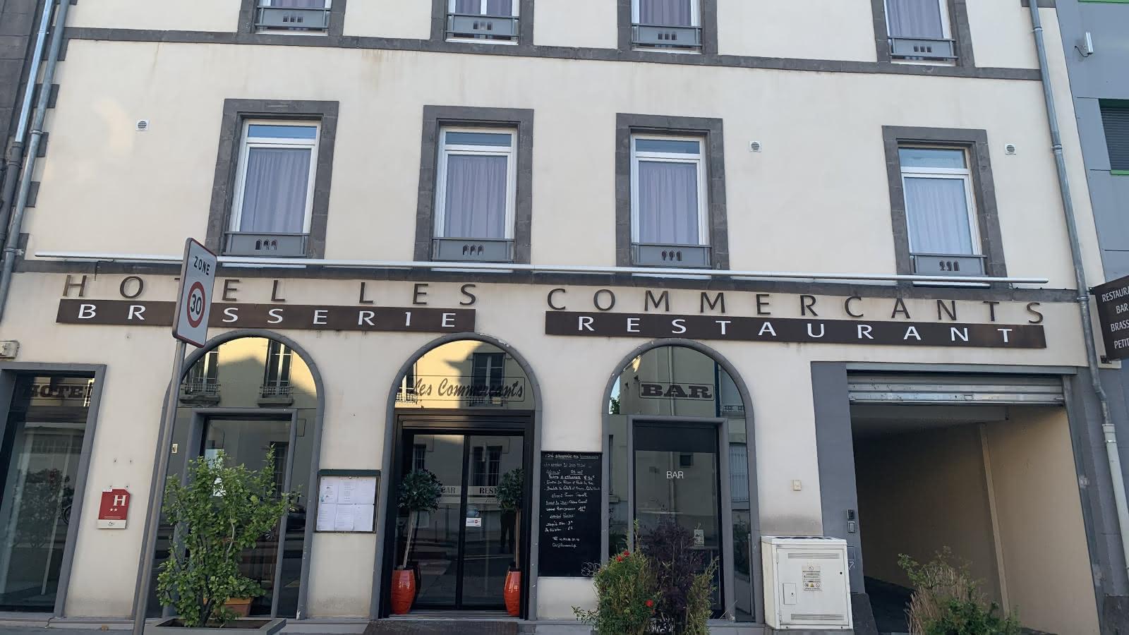 © Hôtel les commerçants