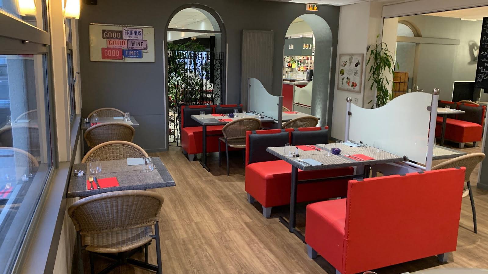 © Restaurant - Les commerçants