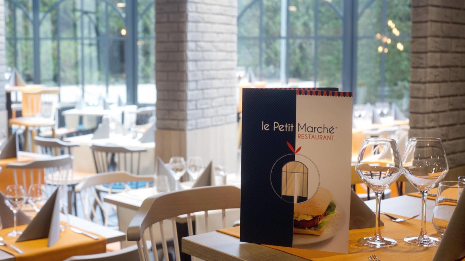 © Restaurant - Le Petit Marché