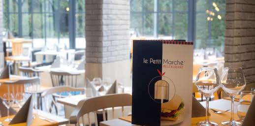 Restaurant - Le Petit Marché