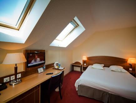 Chambre - Hôtel Ibis Style - Brézet
