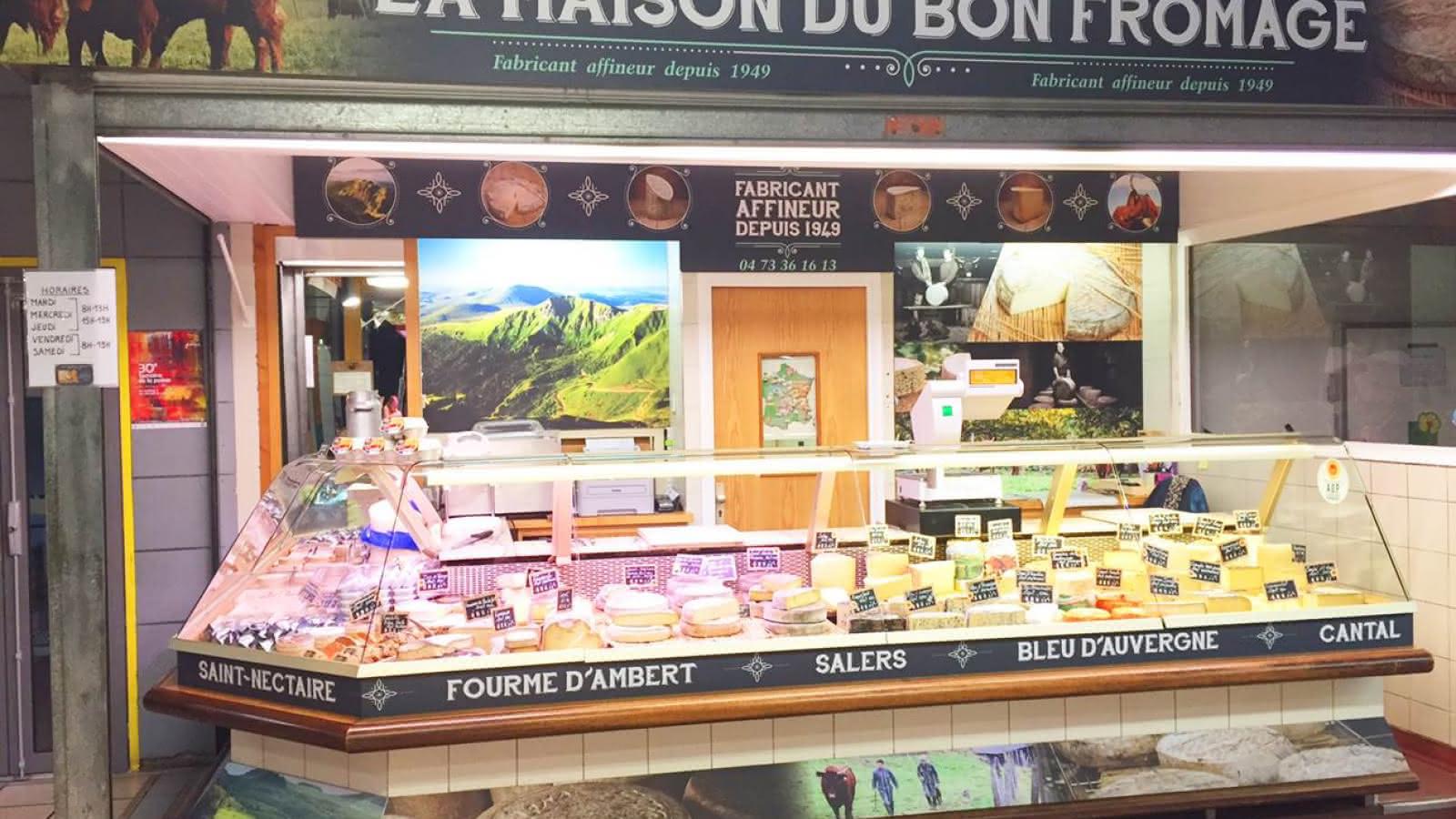 © La maison du bon fromage