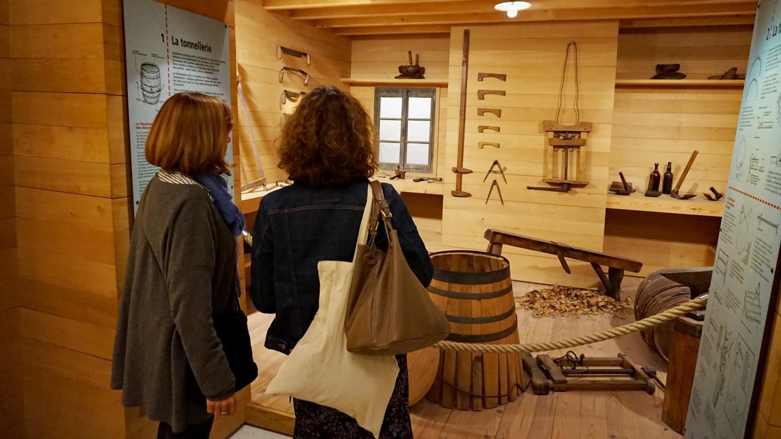 © Musée de la vigne et du vin de Basse-Auvergne