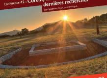 """Conférences """"Échos d'Achéos"""" en ligne, Corent, ville d'époque romaine"""