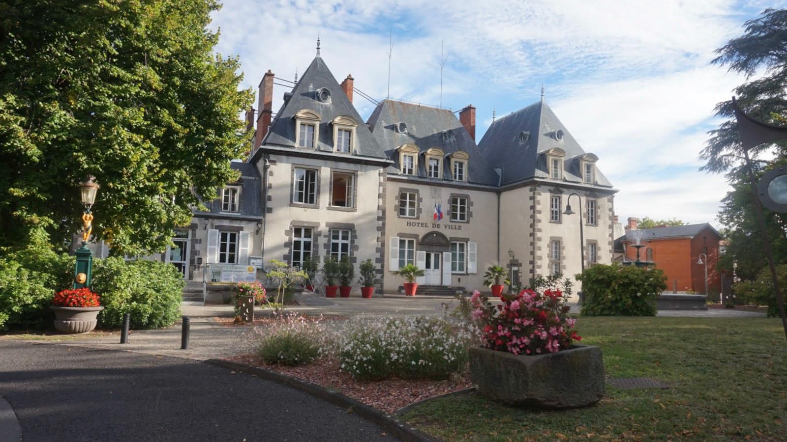 © Château-Mairie de Romagnat