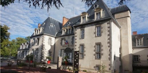 Château-Mairie de Romagnat