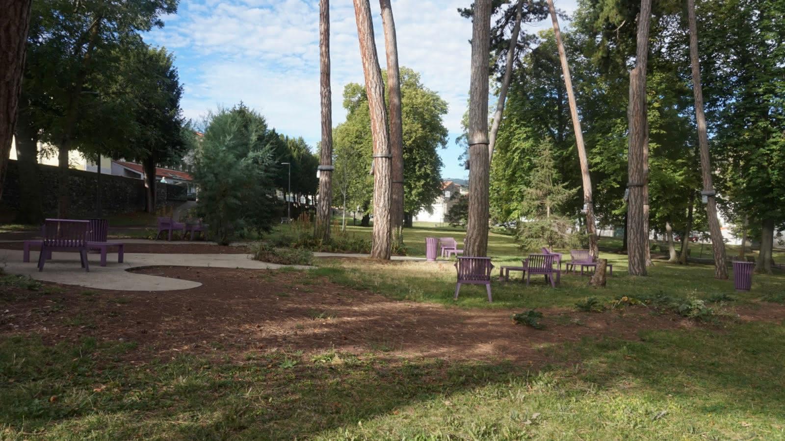 © Parc de Tocqueville