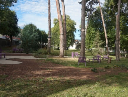 Parc de Tocqueville