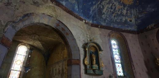 Eglise d'Opme