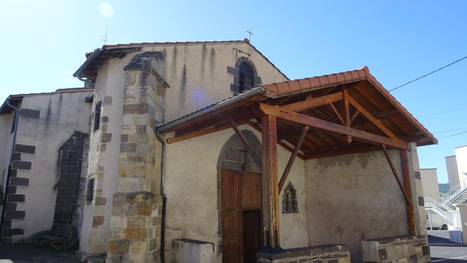 © Eglise Notre-Dame-de-Paulhat