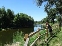 Plan d'eau de Cournon - zone de loisirs