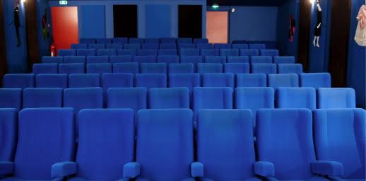 Cinéma Les Ambiances, à Clermont