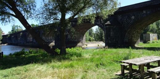 Plage des Palisses à Pont-du-Château
