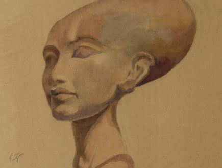 Princesse amarnienne, fille du pharaon Akhenaton