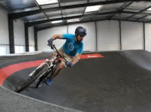 Wheel'in Indoor Bike Park